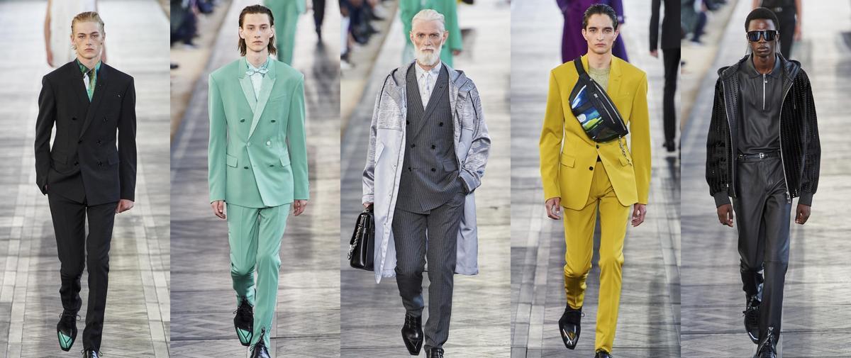 Défilé - Berluti - Homme printemps-été 2020