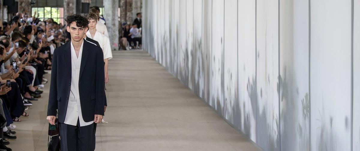 Défilé - Jil Sander - Homme printemps-été 2020