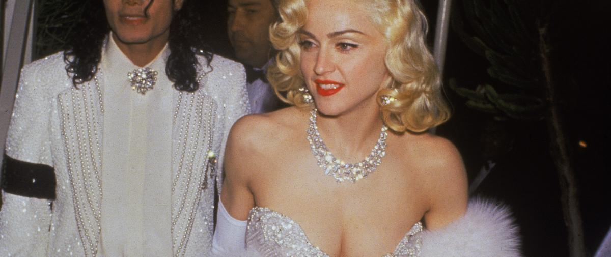 Des seins (i)coniques au cache-œil : retour sur l'évolution stylistique de Madonna