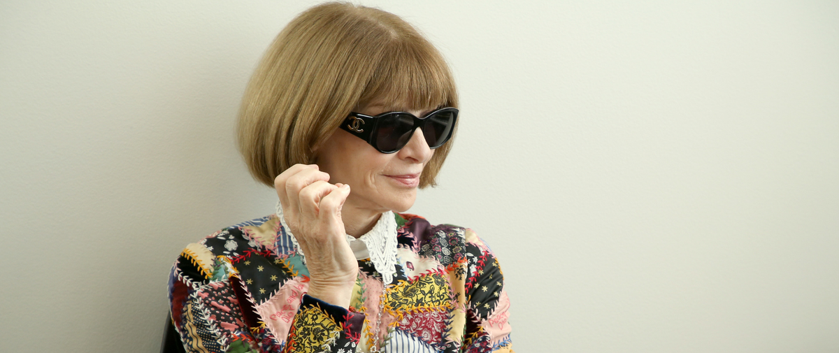 Quand Anna Wintour ignore explicitement une question sur Melania Trump