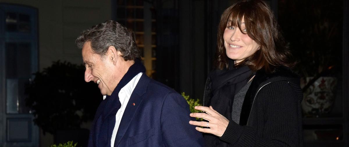 """Prête à """"tout quitter"""" pour Nicolas Sarkozy, Carla Bruni se confie sur son couple"""