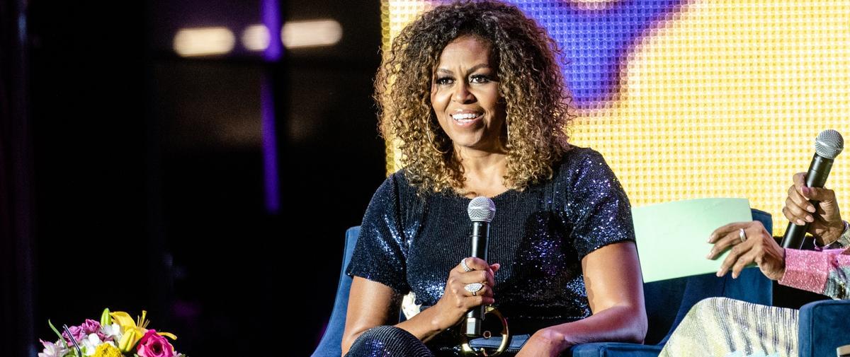 """La réplique de Michelle Obama face à Donald Trump : """"La grandeur de notre pays, c'est sa diversité"""""""