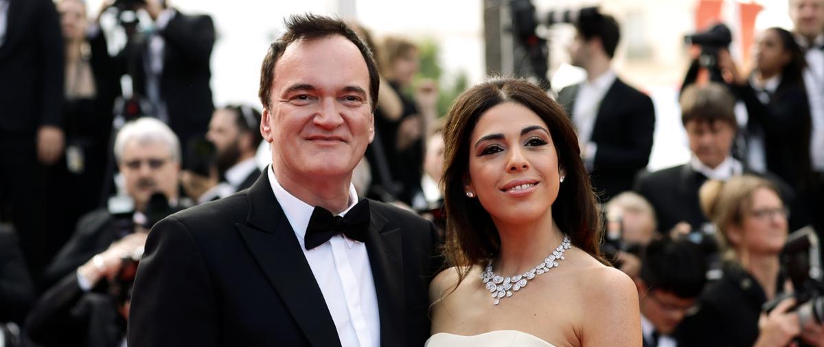 Quentin Tarantino va être père pour la première fois
