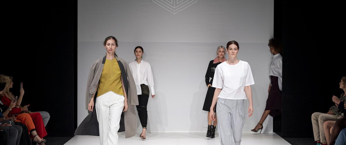 Défilé - Oxford Fashion Studio - Prêt-à-porter printemps-été 2020