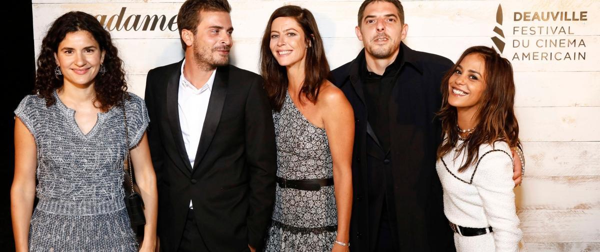 "Kristen Stewart, Angèle, Catherine Deneuve... Le dîner Chanel x ""Madame Figaro"" à Deauville"