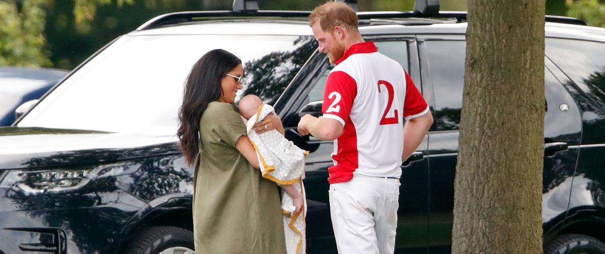 Une nouvelle photo d'Archie dévoilée pour les 35 ans du prince Harry