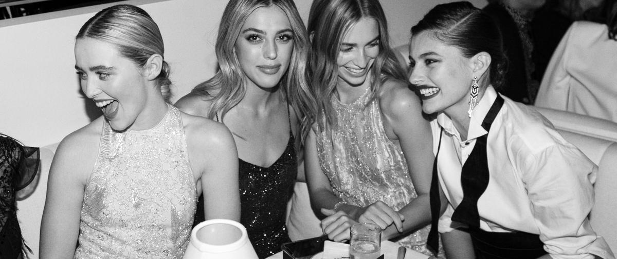 Bienvenue dans le club de Ralph Lauren, le plus glamour de la Fashion Week de New York