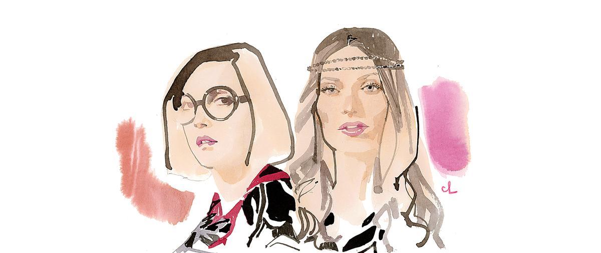 """Le duo Brigitte : """"Nous avons osé réaliser nos fantasmes"""""""
