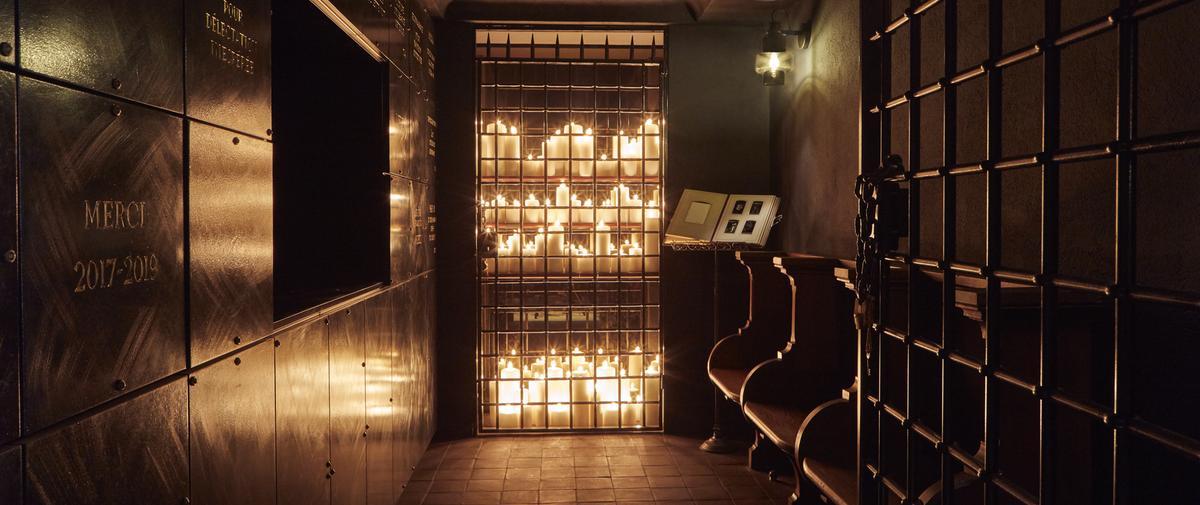 Hôtel Sinner : expérience mystique, nuitées ésotériques
