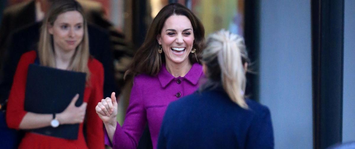 Kate Middleton est-elle en train de jubiler ?