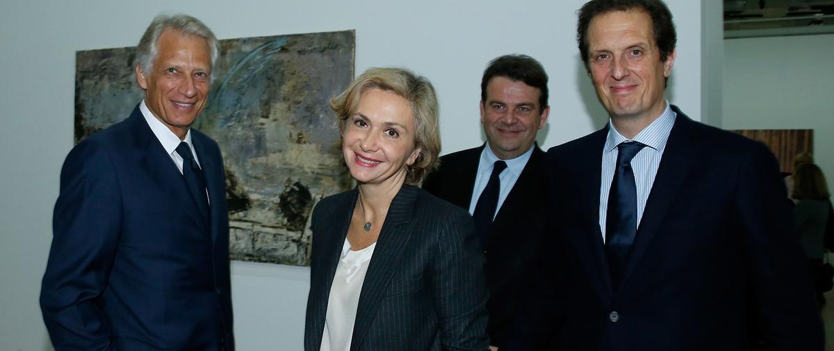 Valérie Pécresse raconte son entretien d'embauche lunaire avec Dominique de Villepin