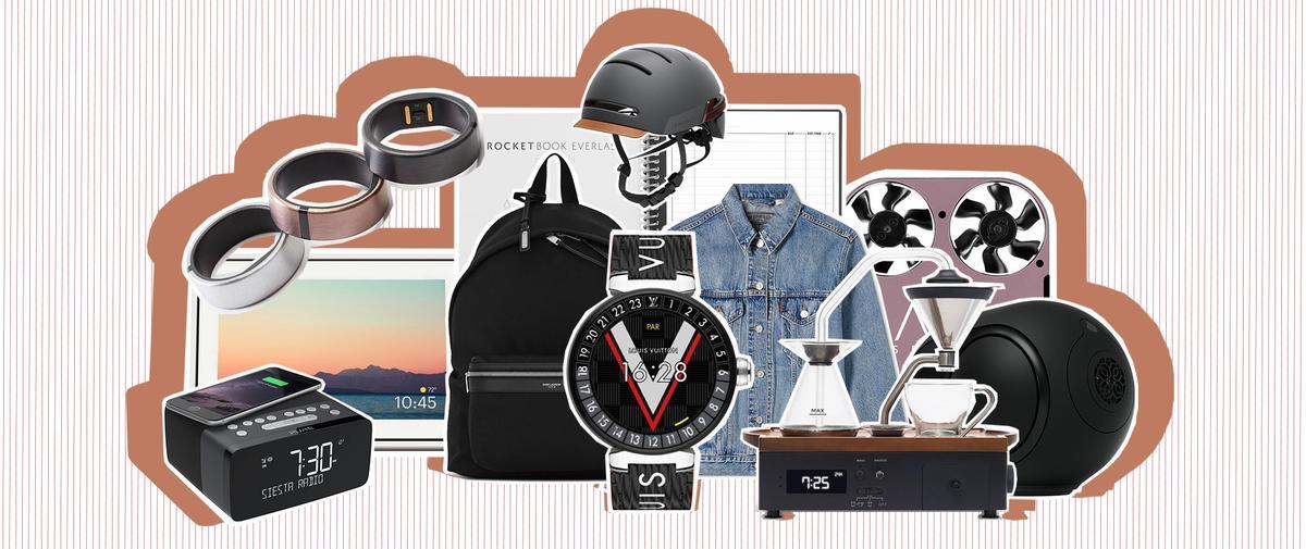 Bague connectée, bandeau de sommeil, écran Portal... 22 idées de cadeaux high-tech pour Noël