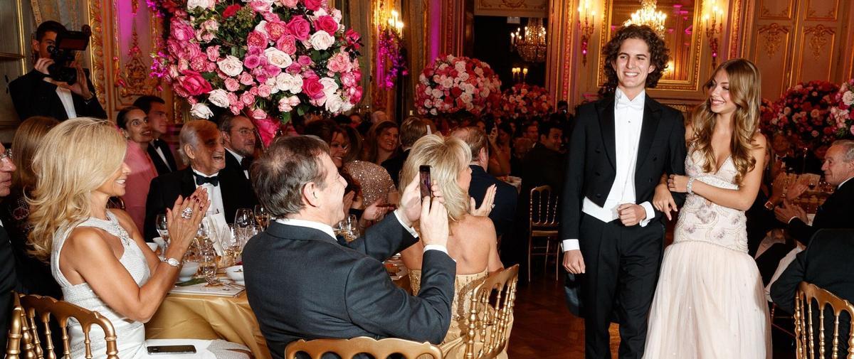 En photos, le Bal des débutantes 2019, une soirée enchanteresse