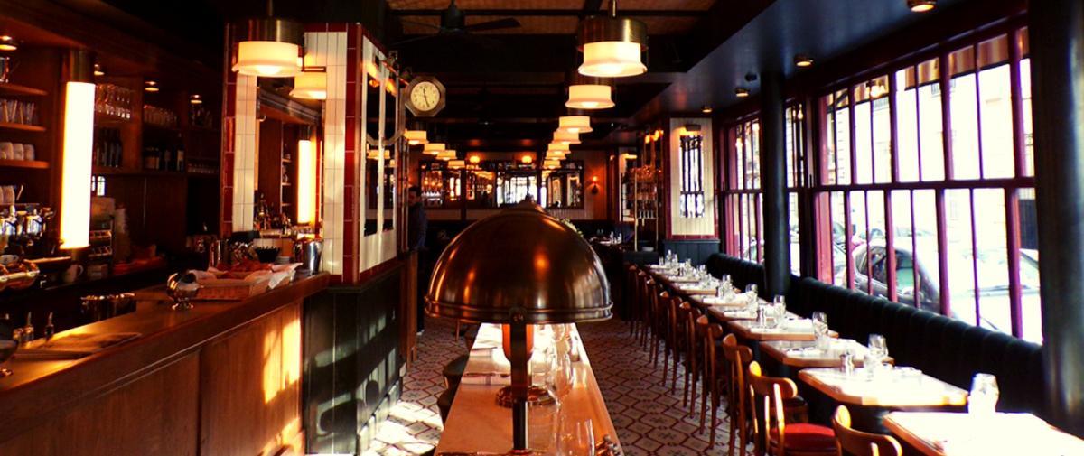 Chez Victor Hugo, on redore le blason des brasseries parisiennes