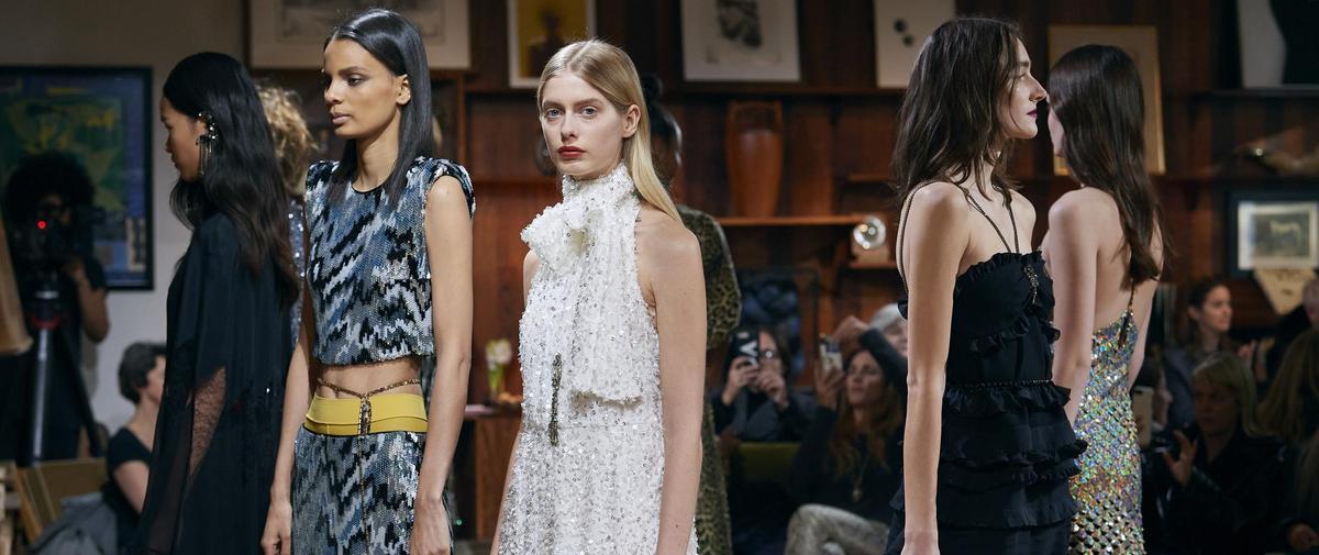 Défilé - Julie de Libran - Couture printemps-été 2020