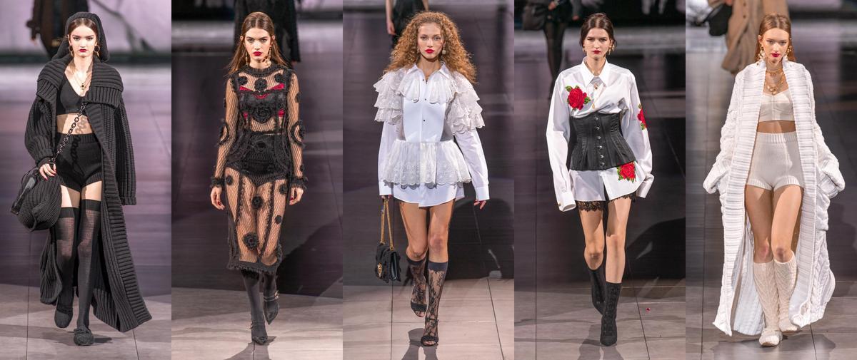 Défilé - Dolce & Gabbana - Prêt-à-porter automne-hiver 2020-2021