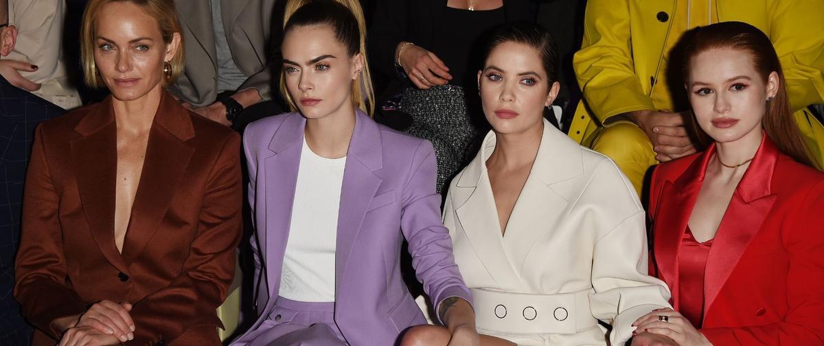 La rare apparition de Cara Delevingne avec sa compagne Ashley Benson à la Fashion Week de Milan