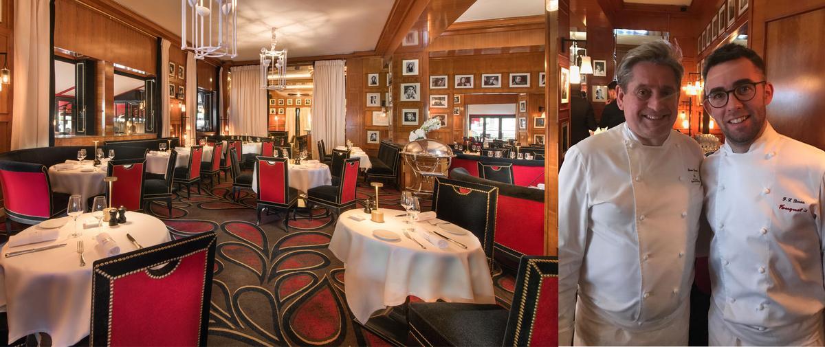 Tapis rouge au Fouquet's pour le déjeuner des nommés aux César 2020