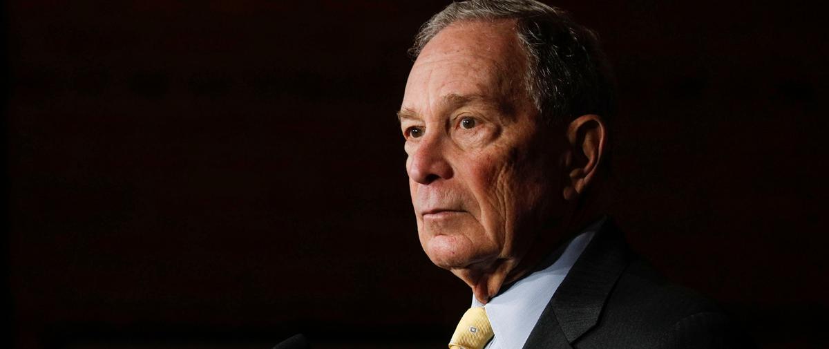 Michael Bloomberg se dit prêt à lever la confidentialité d'accords passés avec des femmes