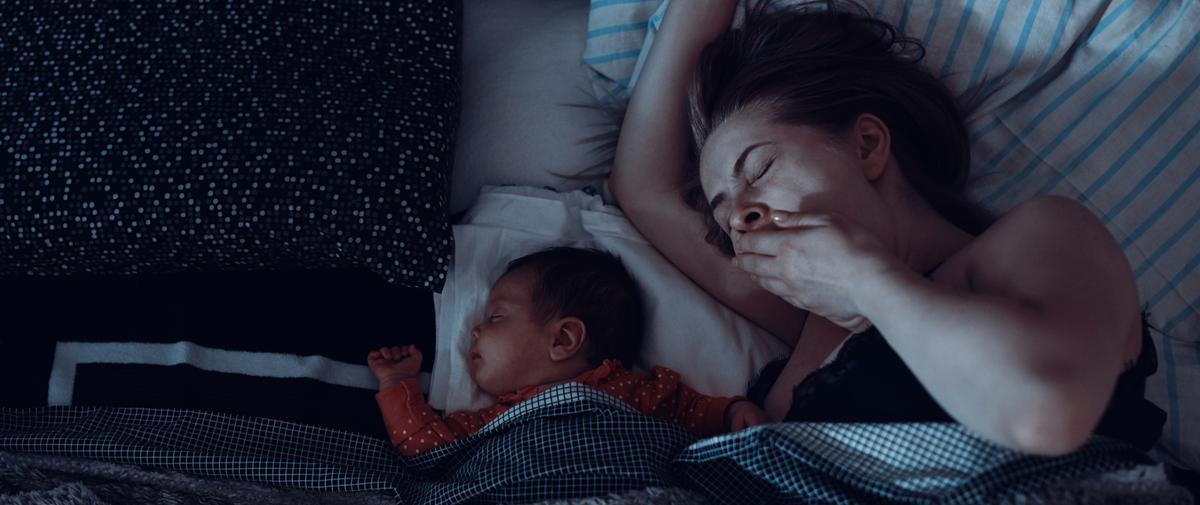 Votre enfant ne dort pas ? Comment retrouver des nuits normales... et tenir le coup au travail