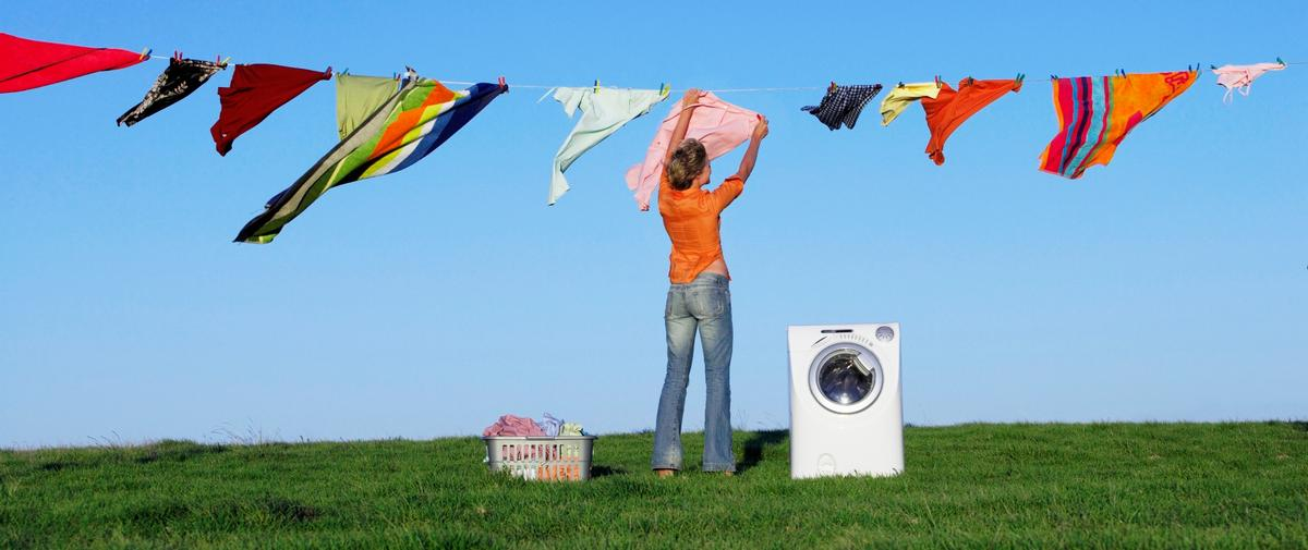 Six astuces pour laver son linge de manière plus écolo