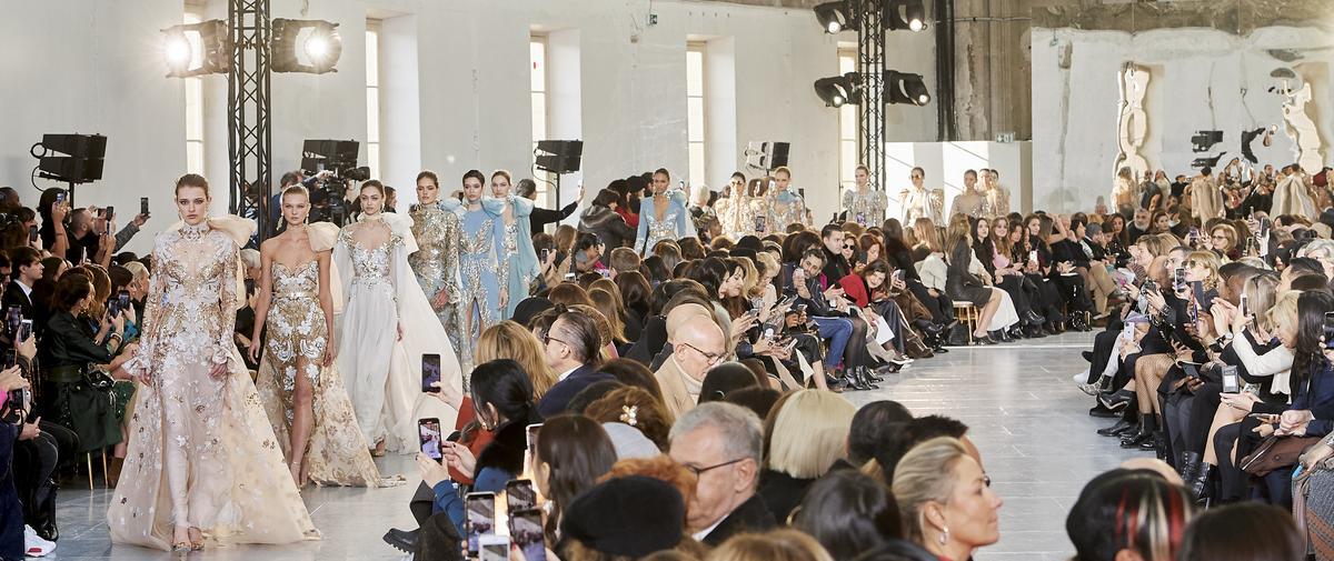 La Fashion Week Haute Couture de Paris annulée à cause du coronavirus