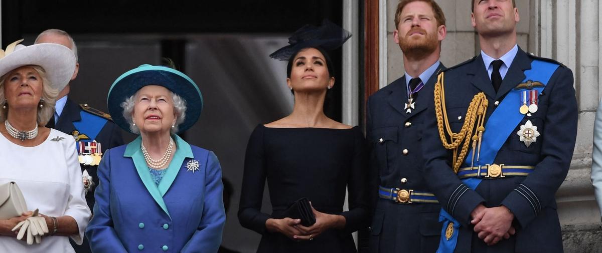 «Le silence n'est pas une option» : la reine et les Sussex prennent position contre le racisme