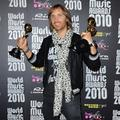 World Music Awards 2010, les gagnants