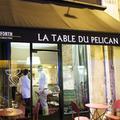 La table éphémère du Pélican