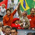 Brésil, la femme de la présidence