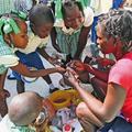 Haïti, l'école de la survie