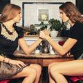 Luisa Orsini & Tine Peduzzi, glamour à l'italienne