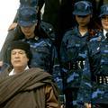 Kadhafi et les 40 amazones