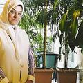 Shahla Sherkat, féministe iranienne