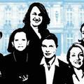 Les femmes du président