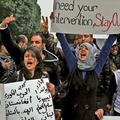 Tunisie : les femmes dans le bain