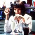 À table avec Mia Wallace