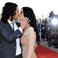 Katy Perry fait la paix avec Russell Brand