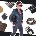 Rock glam avec Victoria Beckham