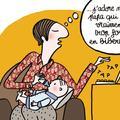 Baby-boom sur Facebook