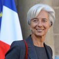 Lagarde veut remplacer DSK à la tête du FMI