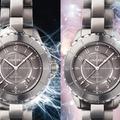 Une montre couleur du temps