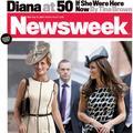 """Newsweek"" ressucite Diana"