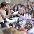 """Emma Watson, très émue pour la première de """"Harry Potter"""""""