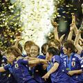 De l'or pour les Japonaises