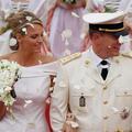 Le mariage d'Albert et Charlene en images