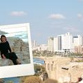 Tel-Aviv dans les pas de Terry de Gunzburg