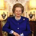 Margaret Thatcher, my Fer Lady
