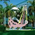 À Miami, avec Azucena et Florent Pagny