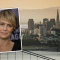 San Francisco dans les pas de Robin Wright
